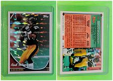 Buy NFL ROD WOODSON PITTSBURGH STEELERS 1994 TOPPS FOOTBALL #10 MNT