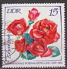 Buy GERMANY DDR [1972] MiNr 1765 ( OO/used ) Blumen
