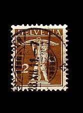 Buy SCHWEIZ SWITZERLAND [1909] MiNr 0111 I ( O/used )