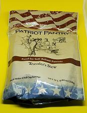 Buy Patriot Pantry: Traveler's Stew (4 Servings) Survival Food, Doomsday SEALED