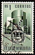 Buy VENEZUELA [1953] MiNr 0912 ( O/used )