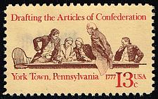 Buy US #1726 Articles of Confederation; Used (0.25) (2Stars) |USA1726-03