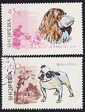 Buy ALBANIEN ALBANIA [1966] MiNr 1104 ex ( O/used ) [01] Tiere