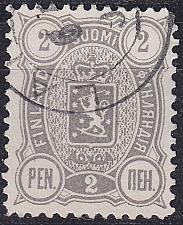 Buy FINLAND SOUMI [1875] MiNr 0012 B y b ( O/used )