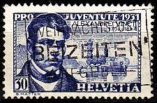 Buy SCHWEIZ SWITZERLAND [1931] MiNr 0249 ( O/used ) [01] Pro Juventute