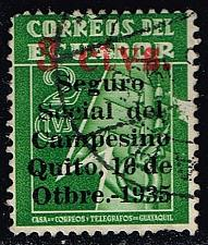 Buy Ecuador #RA31 Post and Telegraph Service Symbol; Used (0.25) (1Stars) |ECURA31-04XRS