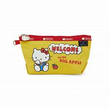 Buy New LeSportsac x Hello Kitty Sloan Cosmetic Bag Welcome Free Shipping
