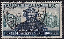 Buy ITALIEN ITALY [1951] MiNr 0852 ( O/used ) [02]