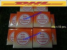 Buy 12 x 60g. KOJIC ACID + GLUTATHIIONE SOAP 2 TONE WHITENING BRIGHTENING BODY SKIN