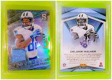 Buy NFL Delanie Walker Tennessee Titans 2015 Panini Spectra Game-worn Jersey /199