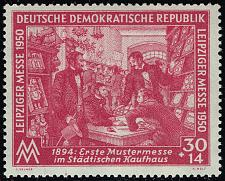 Buy Germany DDR #B16 First Fair at Municipal Store; MNH (4Stars) |DDRB016-01XRP