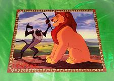 Buy Vintage Walt Disney's THE LION KING 11x14 Glossy Lobby Card 1 Rare
