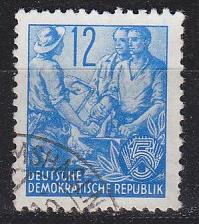 Buy GERMANY DDR [1953] MiNr 0367 ( OO/used )