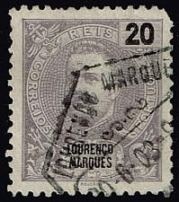 Buy Lourenco Marques #35 King Carlos; Used (2Stars) |LOU035-03XRS