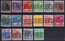 Buy GERMANY Alliiert AmBri [1948] MiNr 0036-41 I ( **/mnh )