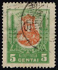 Buy Lithuania #244 Grand Duke Vytautas; Used (3Stars) |LIT0244-01XRP