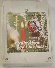 Buy The Magic Of Christmas Volume 2 (8-Track Tape, A12 6658)