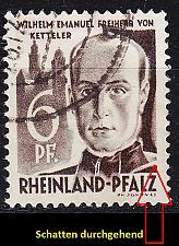 Buy GERMANY Alliiert Franz. Zone [RheinlPfalz] MiNr 0017 y III ( O/used )