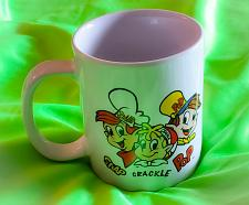 Buy OFFICIALLY LICENSED KELLOGG'S SNAP CRACKLE AND POP 8 OZ GRAPHIC COLLECTORS MUG