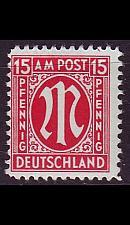 Buy GERMANY Alliiert AmBri [1945] MiNr 0024 C ( **/mnh )