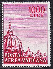 Buy VATIKAN VATICAN [1958] MiNr 0281 YC ( **/mnh )