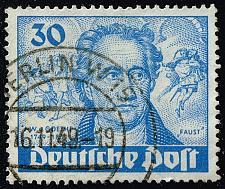Buy Germany #9N63 Goethe and Faust; Used (3Stars) |DEU9N063-01XRP