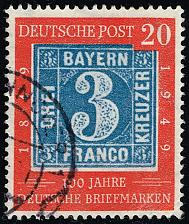 Buy Germany #667 Bavaria Stamp; Used (2Stars) |DEU0667-01XRP