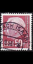 Buy GERMANY Saar [1957] MiNr 0422 ( O/used )