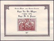 Buy BELGIEN BELGIUM [1964] MiNr 1363 Block 31 ( oG/no gum )