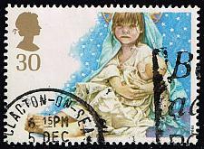 Buy Great Britain #1583 Mary Holding Jesus; Used (0.85) (3Stars) |GBR1583-02XVA