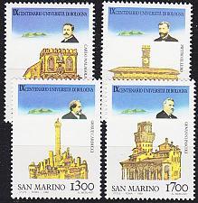 Buy SAN MARINO [1988] MiNr 1387-90 ( **/mnh )