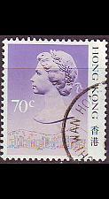 Buy HONGKONG HONG KONG [1987] MiNr 0511 I ( OO/used )