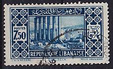 Buy LIBANON LEBANON LIBAN [1930] MiNr 0180 II ( O/used )