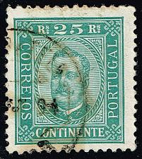 Buy Portugal #71a King Carlos; Used (2.00) (3Stars) |POR0071a-05XRS