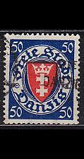 Buy GERMANY REICH Danzig [1924] MiNr 0200 xa ( OO/used ) [01]