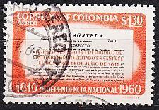 Buy KOLUMBIEN COLOMBIA [1960] MiNr 0940 ( O/used )