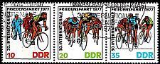 Buy GERMANY DDR [1977] MiNr 2216-18 WZd346 ( O/used ) Sport