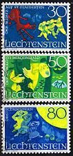 Buy LIECHTENSTEIN [1968] MiNr 0497-99 ( O/used )