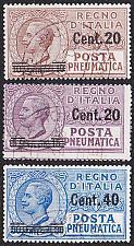 Buy ITALIEN ITALY [1925] MiNr 0214-16 ( O/used )