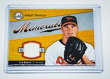 Buy MLB ERIK BEDARD BALTIMORE ORIOLES 2007 UPPER DECK SWEET SPOT GAME-WORN JERSEY