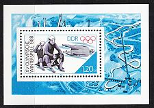 Buy GERMANY DDR [1988] MiNr 3144 Block 90 ( **/mnh ) Olympiade