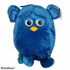Buy NWT Caravan Softoys Blue Furby Plush Stuffed Animal 2016 7.5""