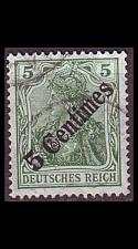 Buy GERMANY REICH Kolonien [Türkei] MiNr 0048 a ( O/used )