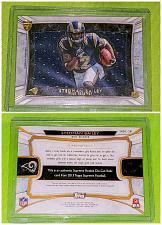 Buy NFL Stedman Bailey Los Angeles Rams 2013 Topps Supreme Rookie Jumbo Jersey Sp/50