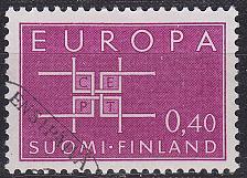 Buy FINLAND SOUMI [1963] MiNr 0576 ( O/used ) CEPT