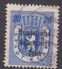 Buy GERMANY Alliiert SBZ [Allgemein] MiNr 0205 ( O/used )