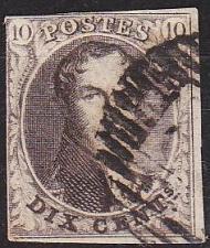 Buy BELGIEN BELGIUM [1851] MiNr 0003 By ( O/used ) [01]