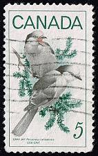 Buy Canada #478 Gray Jays; Used (3Stars)  CAN0478-05XRS