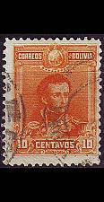 Buy BOLIVIEN BOLIVIA [1899] MiNr 0062 ( O/used )