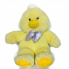 Buy Kids of America Yellow Duck Easter Spring Plush with Bow Stuffed Animal 16""